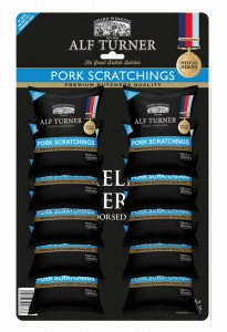 Black Country Snacks Alf Turner Pork Scratchings