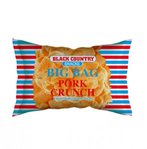 Black Country Snacks Big Bag Pork Crunch