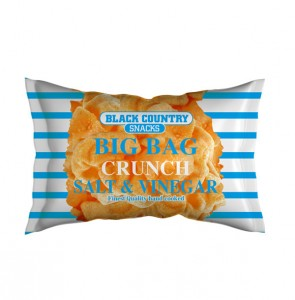 Black Country Snacks Big Bag Crunch Salt & Vinegar