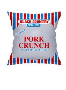 Black Country Snacks Pork Crunch