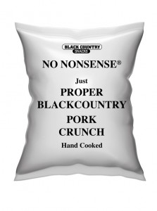 Black Country Snacks No Nonsense Pork Crunch