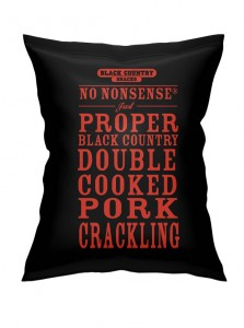Black Country Snacks No Nonsense Double Cooked Pork Crackling