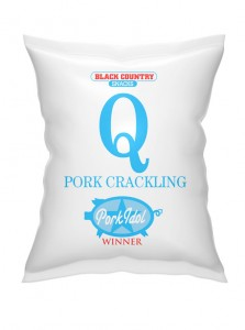 Black Country Snacks Q Pork Crackling