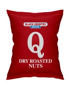 Black Country Snacks Q Dry Roast Nuts