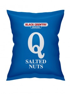 Black Country Snacks Q Salted Nuts